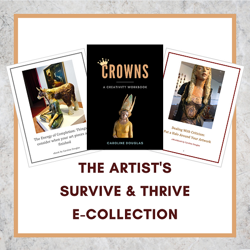 The Artist's Survive & Thrive E-Book Collection