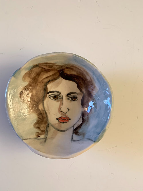 Face Bowl 116