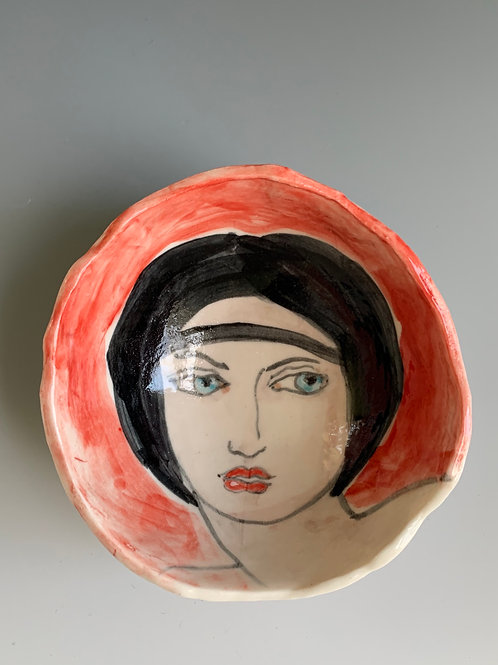 Face bowl 110