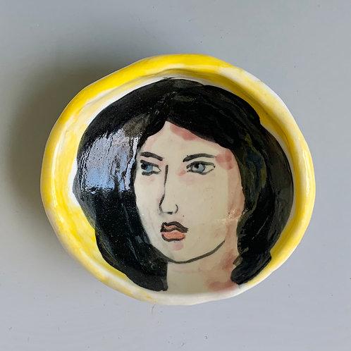 Face bowl 102