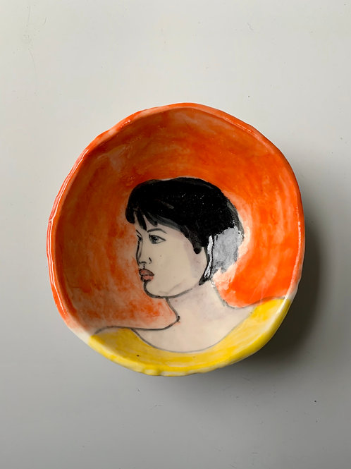 Face Bowl 106