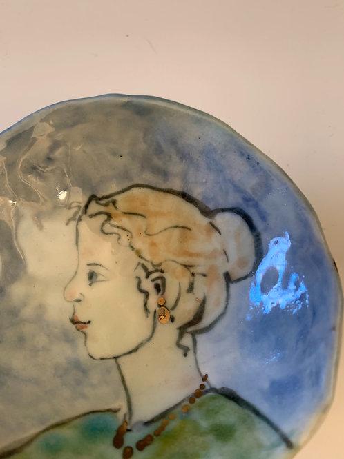 Lady Bowl 115