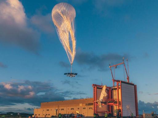 Alphabet shuts down Loon internet balloon company