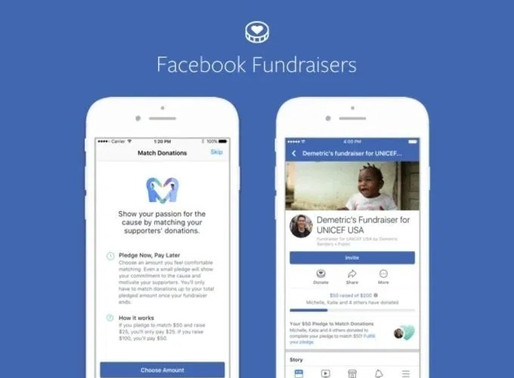 Facebook's Fundraisers launches India