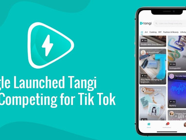 Tangi, the new TikTok like app from Google