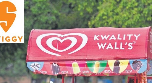 Hindustan Unilever to start delivering Ice-Cream through pushcarts on Swiggy