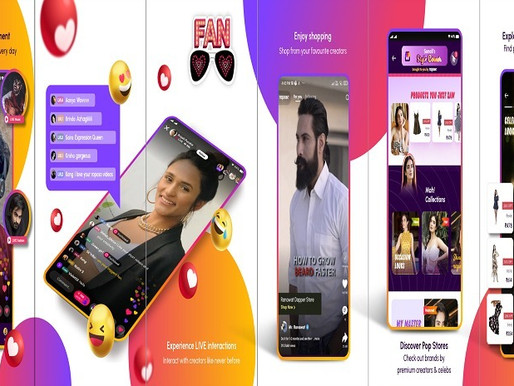 Roposo launches creator-led live entertainment commerce for shoppers