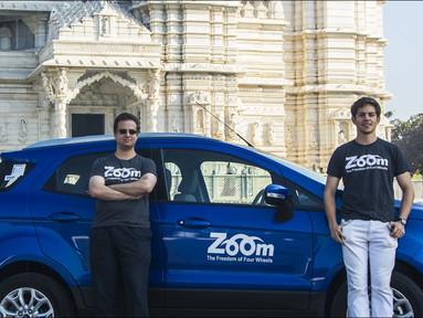 Zoomcar raised $30 million from Sony Venture arm Sony Innovation Fund