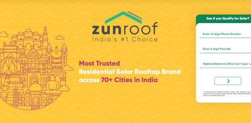 ZunRoof Bags $3 Mn From Godrej For IoT-Based Solar Rooftops