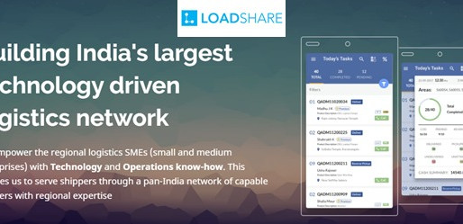 LoadShare raised Rs 15 Cr in its ongoing Series B from CDC Group