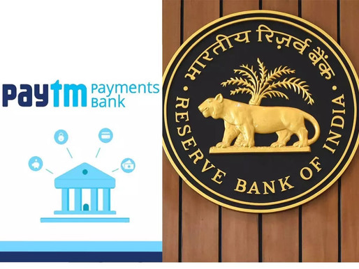 RBI slaps fine on Paytm Payments Bank for regulatory non-compliance