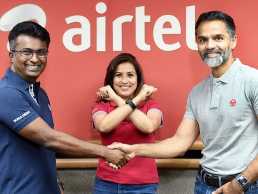 Airtel acquires stake in digital fitness startup Spectacom