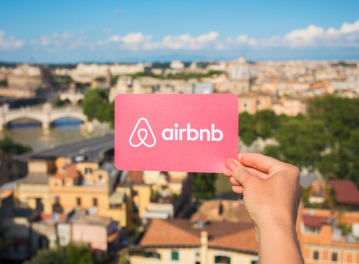 Airbnb raised $1 billion from Silver Lake