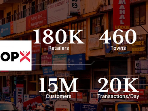 ShopX raised funds from Fung Group's MD & others