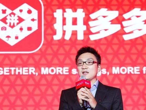 China's Pinduoduo raised $1.1 billion in private share placement