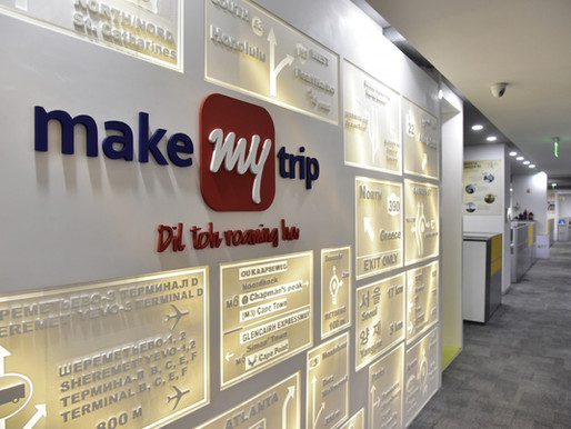 MakeMyTrip lays off 350 employees, as travel industry takes a hit