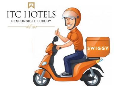 ITC Hotels partners with Swiggy to offer dining options to customers