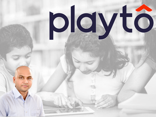 Edtech startup Playto Labs raised over Rs 4 Cr in Seed round led by Inflection Point Ventures
