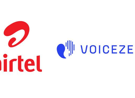 Under Airtel Startup Accelerator Programme, Airtel invests in Voicezen