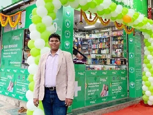 Ratan Tata backs 18-year old's pharma startup Generic Aadhar