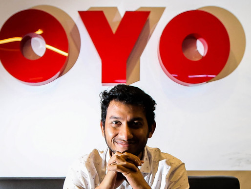 Oyo announces voluntarily leave for part of its workforce with 25% pay cut