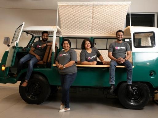 Neobanking startup Open raised $100 million from Temasek, Google & others