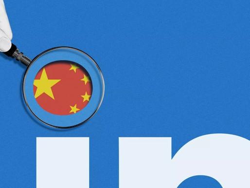 Microsoft shutting down LinkedIn in China amid scrutiny