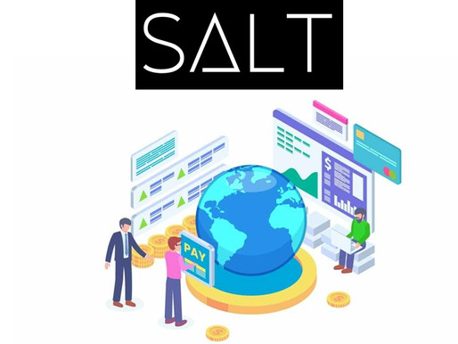 Cross-border payments startup for businesses SALT raised $500,000 in Pre-Seed