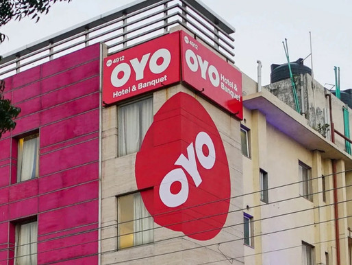 Oyo raised $807 Mn from SoftBank & RA Holdings