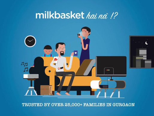 Milkbasket raised $5.5 mn led by Inflection Point Venture