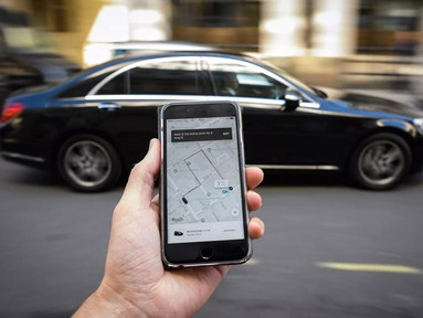 Uber test allows California drivers to set their own fares