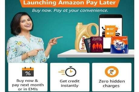 Amazon India set to offer credit for grocery, utility bills