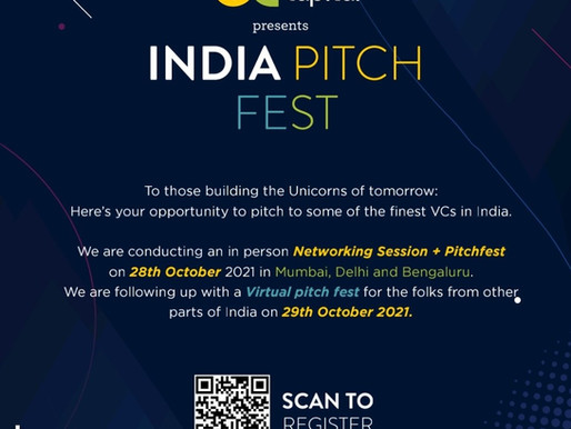 Ankur Capital launches India pitch fest, a phygital event to support & boost early stage startups