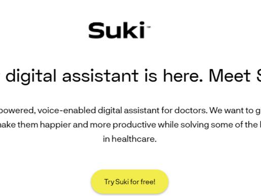 HealthTech Startup Suki raised $20 million in Series B
