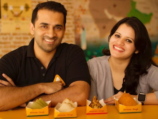 Samosa Singh raised $2.7mn from SHE Capital & others