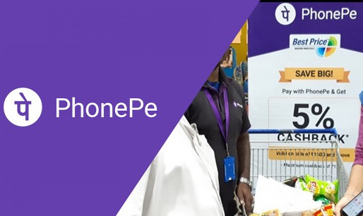 PhonePe allows users to check for operational stores, home delivery of essentials
