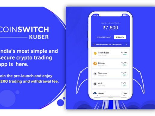 CoinSwitch to launch Crypto Exchange for Indian users