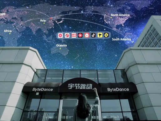 ByteDance experiments with Fintech, Gaming & eCommerce
