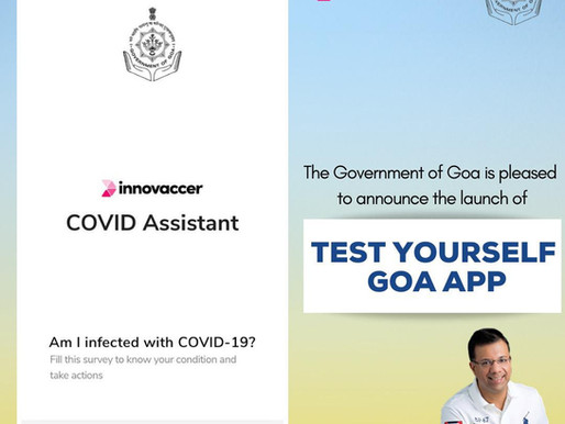 Innovaccer Works With Goa Govt For Coronavirus Self Diagnosis App