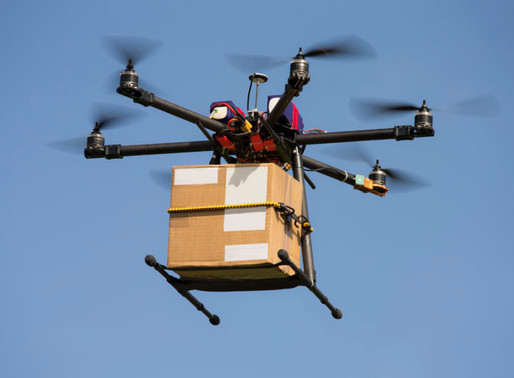 Zomato, Swiggy, Dunzo can start testing drone deliveries now