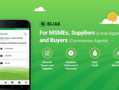 Bijak rasied $12 million in Series A from clutch of investors