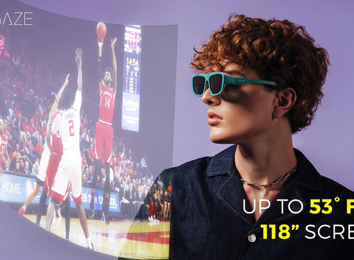 Chinese AR glasses startup MadGaze raised $18.6 million in series A