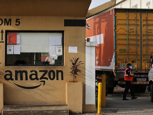 Amazon India reportedly copied sellers' products and rigged search results