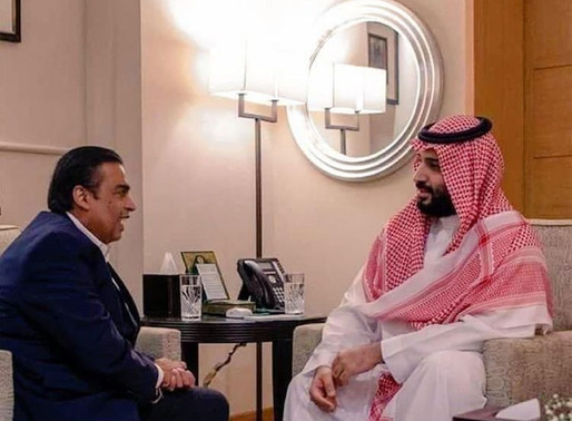 Saudi wealth fund PIF to pick stake in Jio for $1.5b
