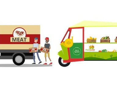 FreshWorld Acquihires Royale Fresh To Foray Into Meat Delivery