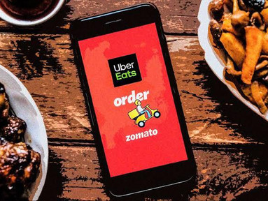 Zomato buys Uber Eats in an all-stock deal at Rs.2,485;another 100's of employees layoff