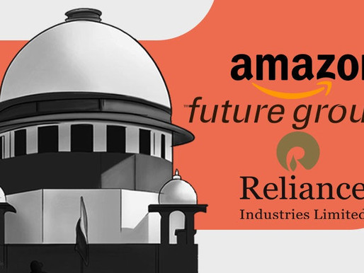 Amazon knocks supreme court; seeks stay on Future Group's stakeholders meet