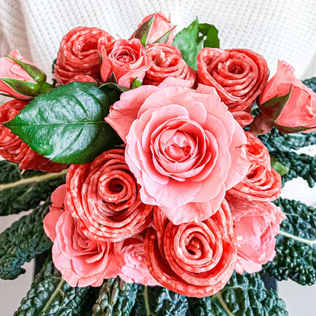 How To Create A Salami Bouquet