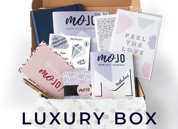 Luxury Pop your MOJO Motherhood Box