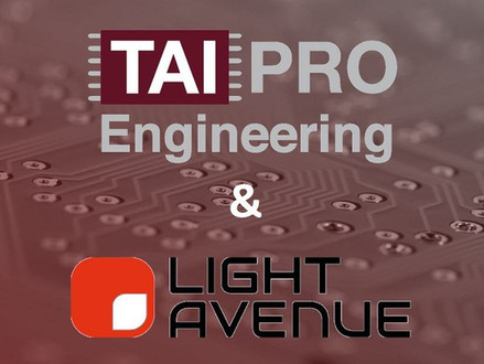 Taipro's new partnership with Light Avenue GmbH